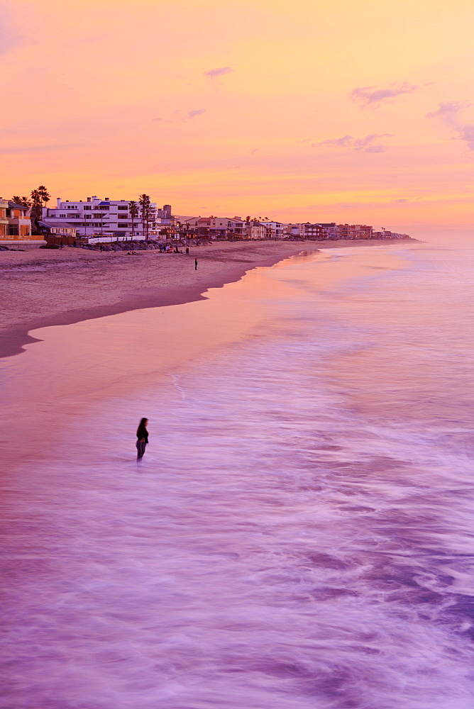 Imperial Beach, San Diego, California, USA
