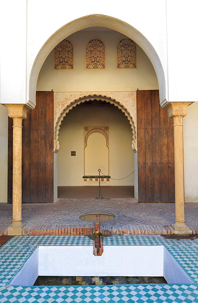 Alcazaba Palace, Malaga, Andalusia, Spain, Europe