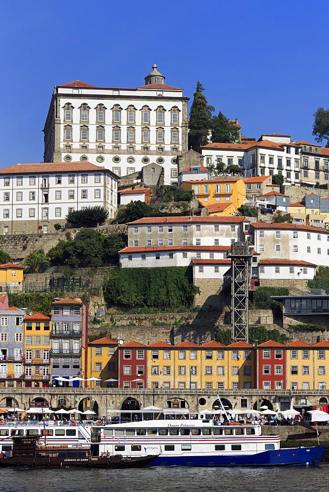 Ribeira District, UNESCO World Heritage Site, Porto City, Portugal, Europe