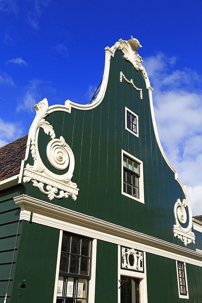 Zaanse Schans Historical Village, Zaandam, North Holland, Netherlands, Europe