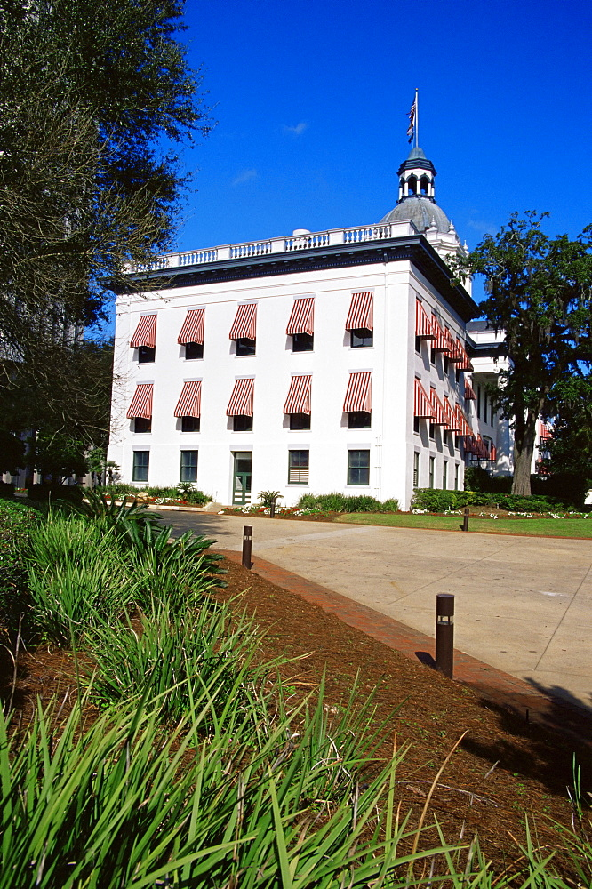 Old State Capitol Building, Tallahassee, Florida, United States of America, North America