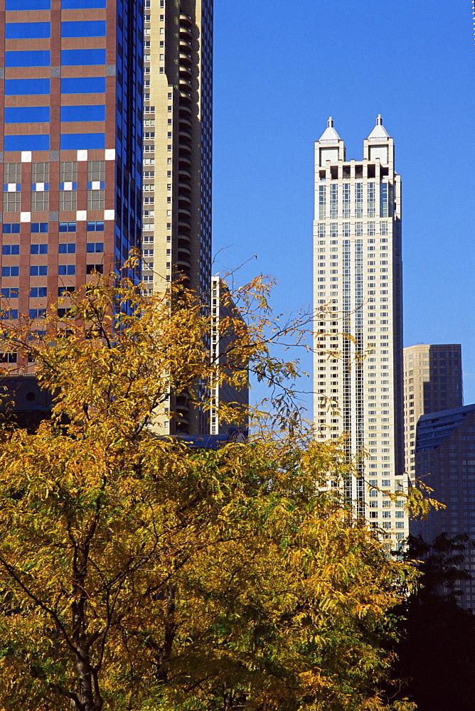 900 North Michigan Shops, Chicago, Illinois, United States of America, North America
