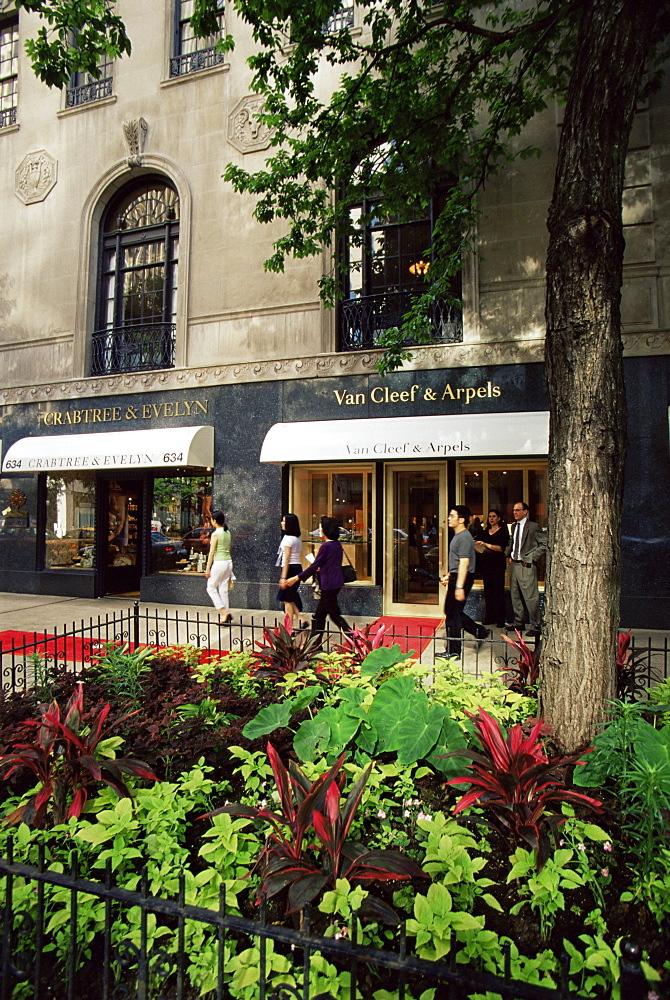 The Magnificent Mile, Michigan Avenue, Chicago, Illinois, United States of America, North America