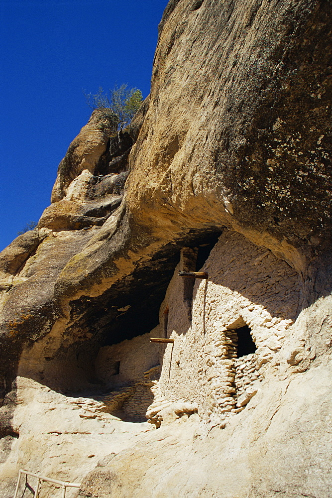 Gila Cliff dwellings, Gila National Monument, Silver City, New Mexico, United States of America, North America