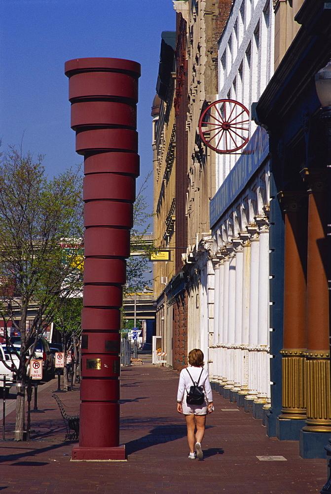 West Main Street, Louisville, Kentucky, United States of America, North America