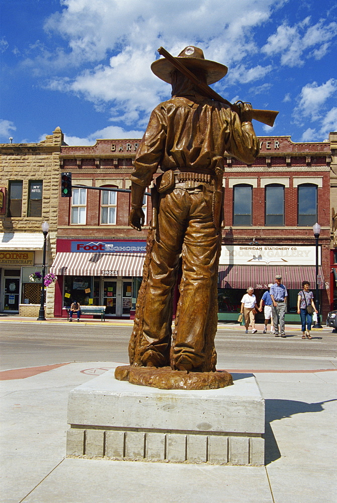 Bozeman Scout by Barry Eisenach, Sheridan City, Wyoming, United States of America, North America