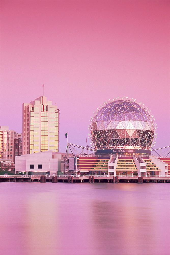 Science World, Vancouver, British Columbia, Canada, North America