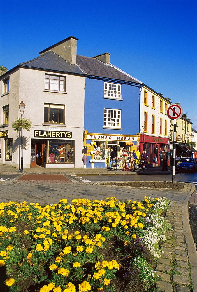 Westport Town, Co. Mayo, Connacht, Republic of Ireland, Europe