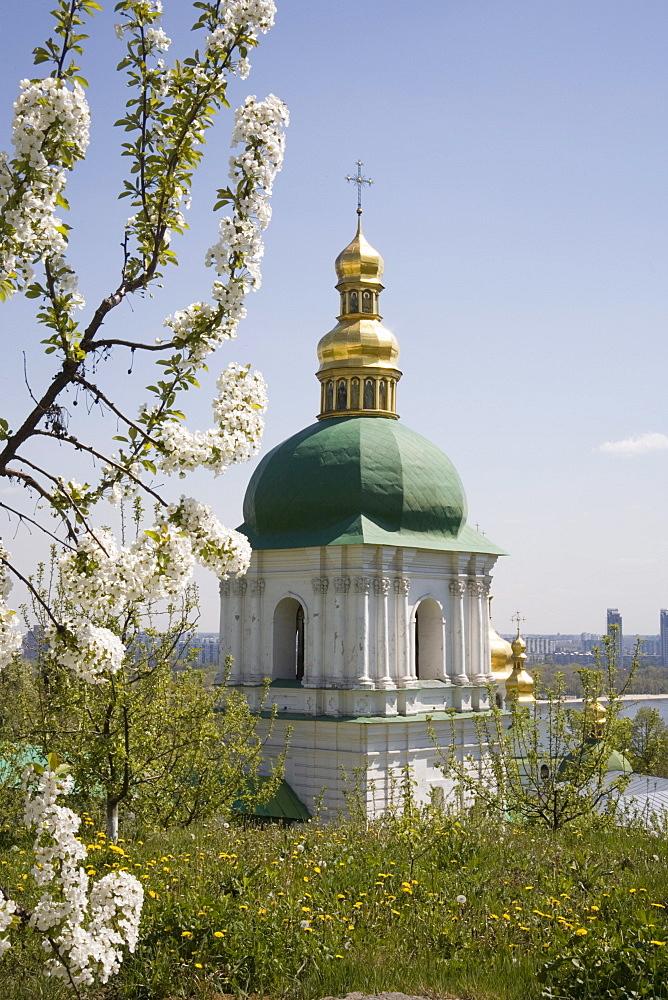 Tower, Lower Lavra, Pechersk Lavra, Kiev, Ukraine, Europe - 783-39