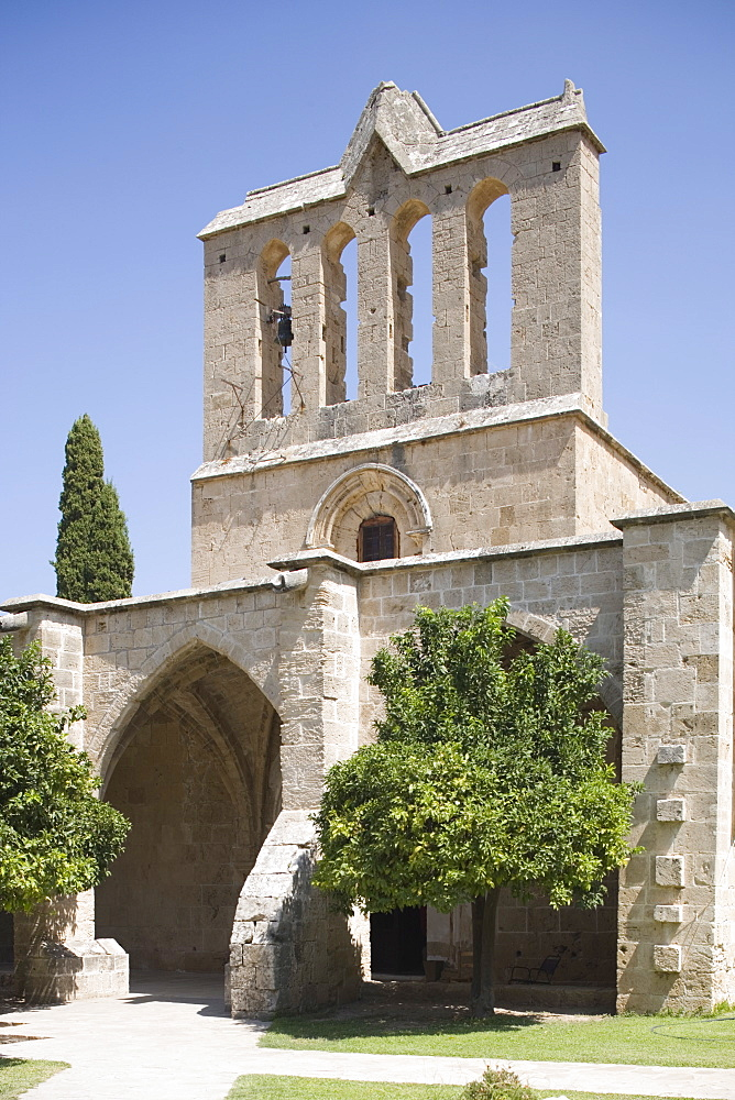 Abbey of Bellapais, North Cyprus, Europe - 783-79