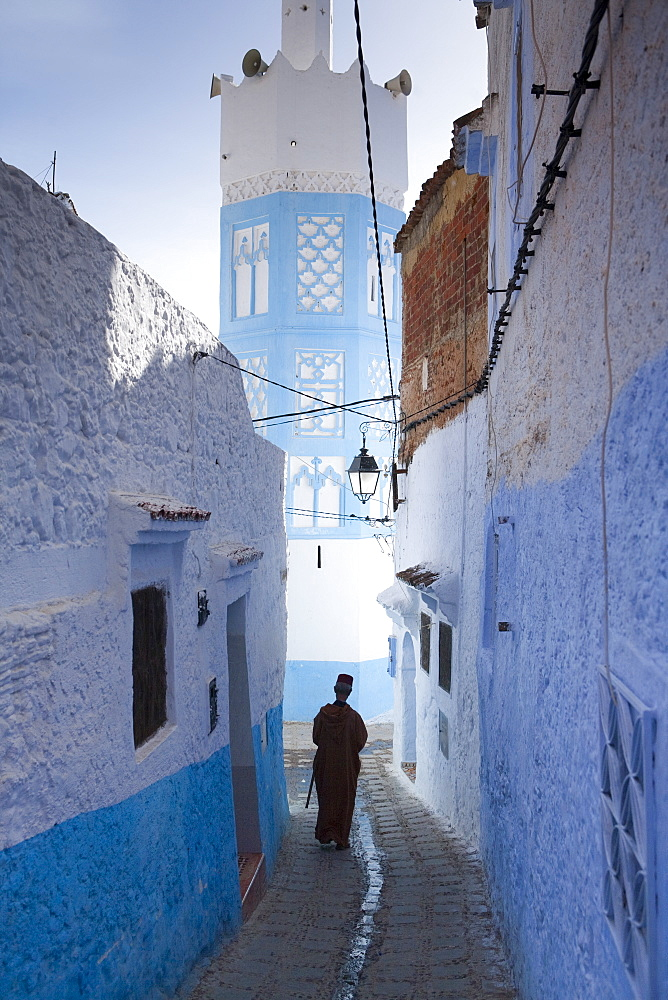 Medina, Chefchaouen, Morocco, North Africa, Africa - 793-1061