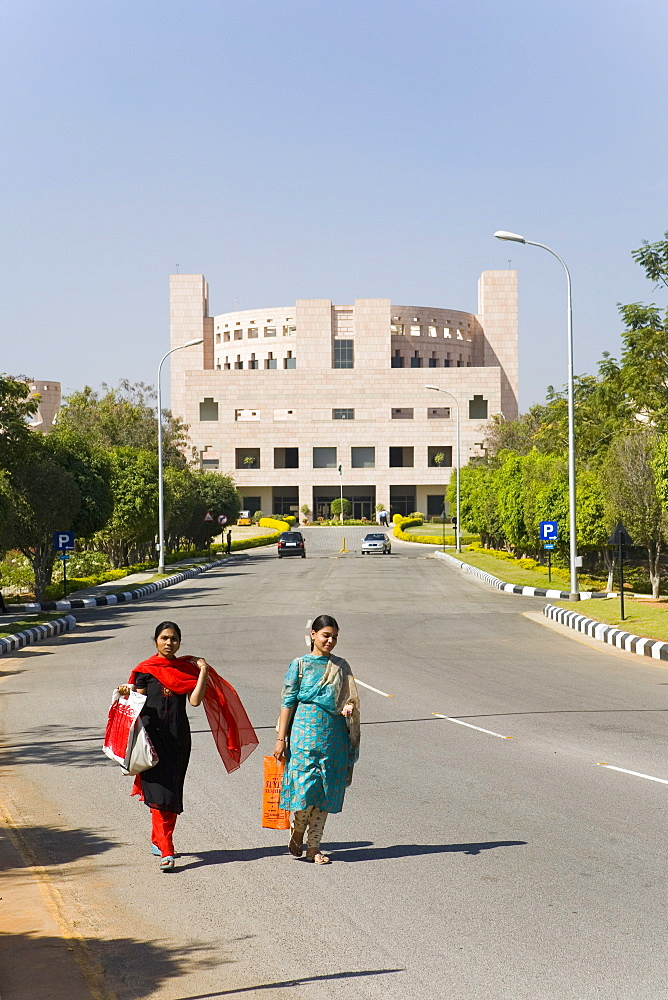 Indian School of Business, Hi-Tech City, Hyderabad, Andhra Pradesh state, India, Asia