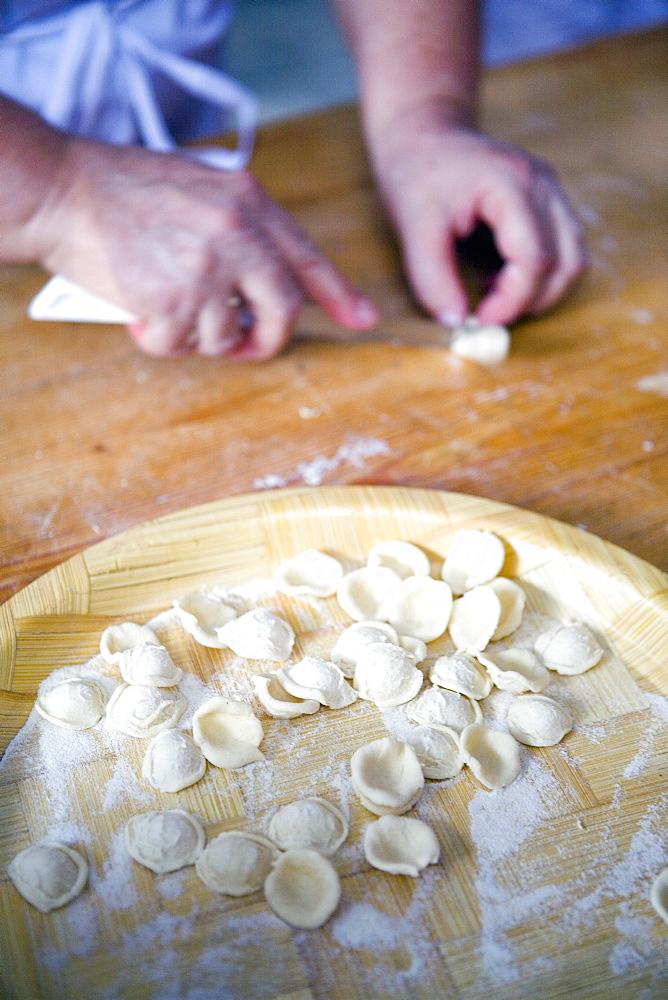 Cookery school, Otranto, Lecce province, Puglia, Italy, Europe