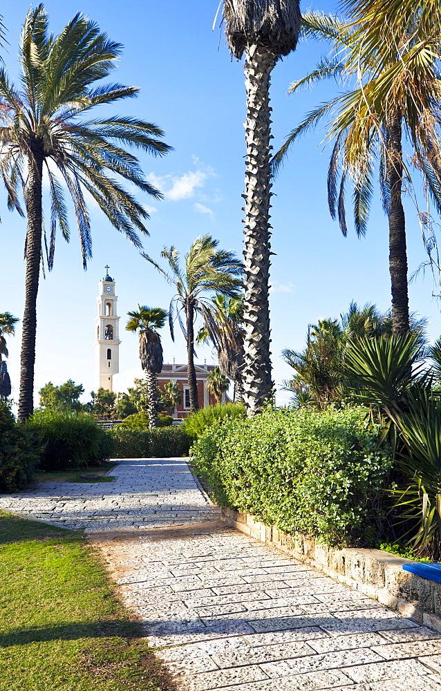HaPisgah Gardens (The Summit Garden), Jaffa, Tel Aviv, Israel, Middle East
