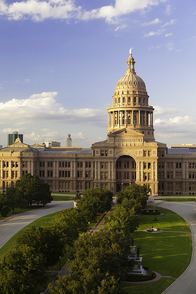 State Capital building, Austin, Texas, United States of America, North America