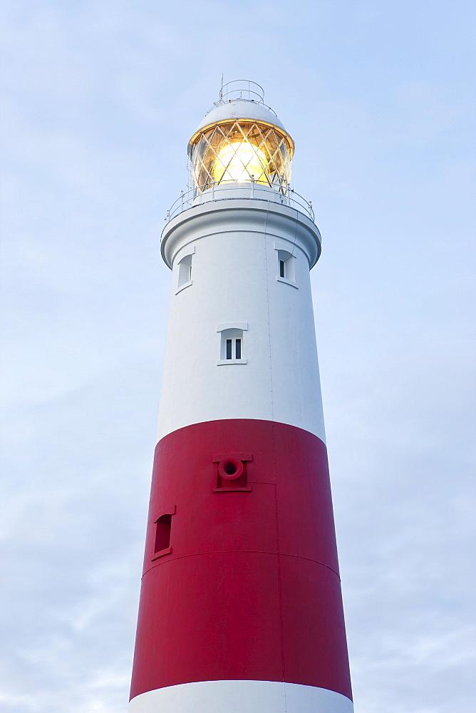 Portland Bill Lighthouse, Isle of Portland, Dorset, England, United Kingdom, Europe - 794-792