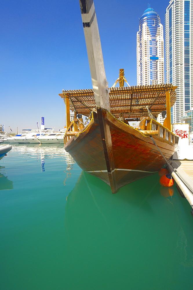 Marina, Dubai, United Arab Emirates, Middle East