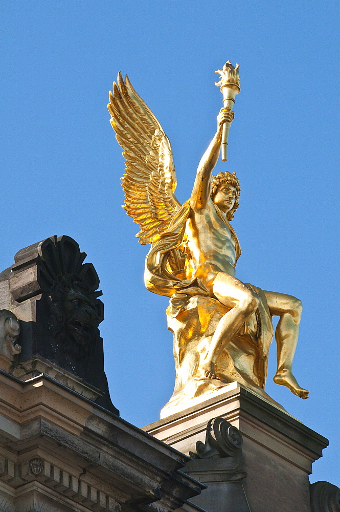 Royal Art Academy, Dresden, Saxony, Germany, Europe