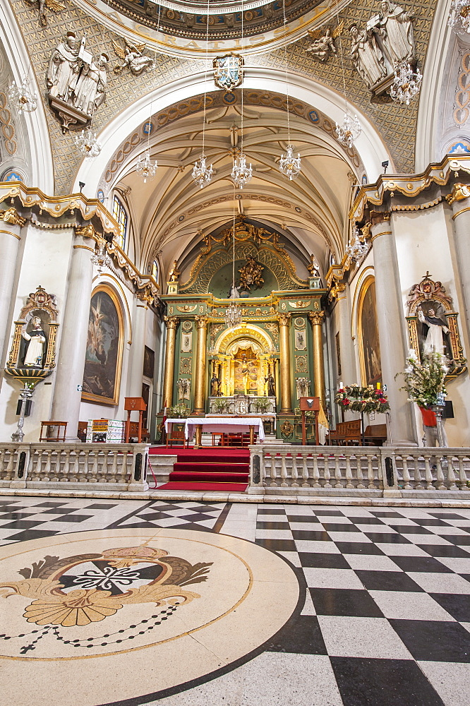 The Church Santo Domingo, Lima, Peru, South America