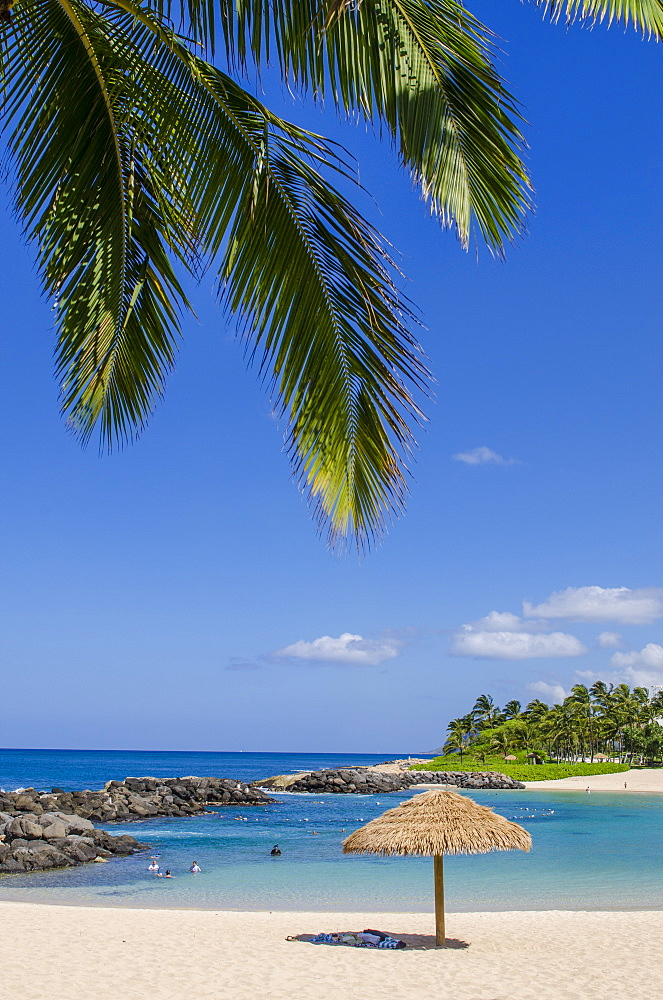 Ko Olina Beach, west coast, Oahu, Hawaii, United States of America, Pacific