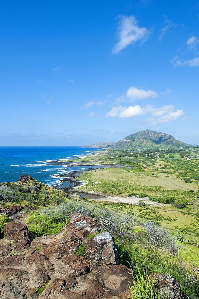 Hanauma Bay Nature Reserve, South Shore, Oahu, Hawaii, United States of America, Pacific