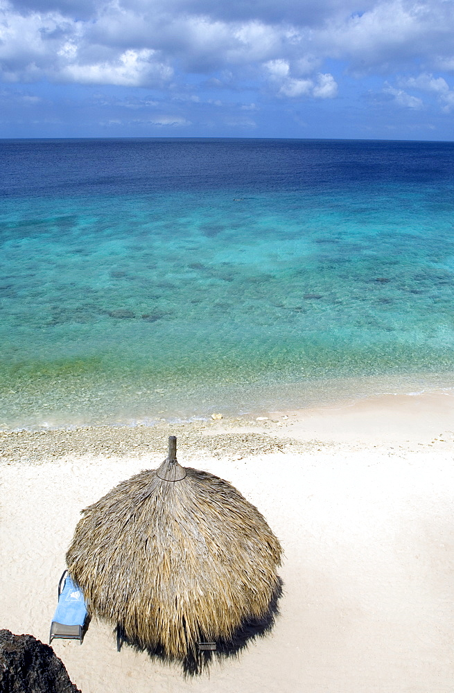 Playa Kalki, Curacao, Netherlands Antilles, Caribbean, Central America