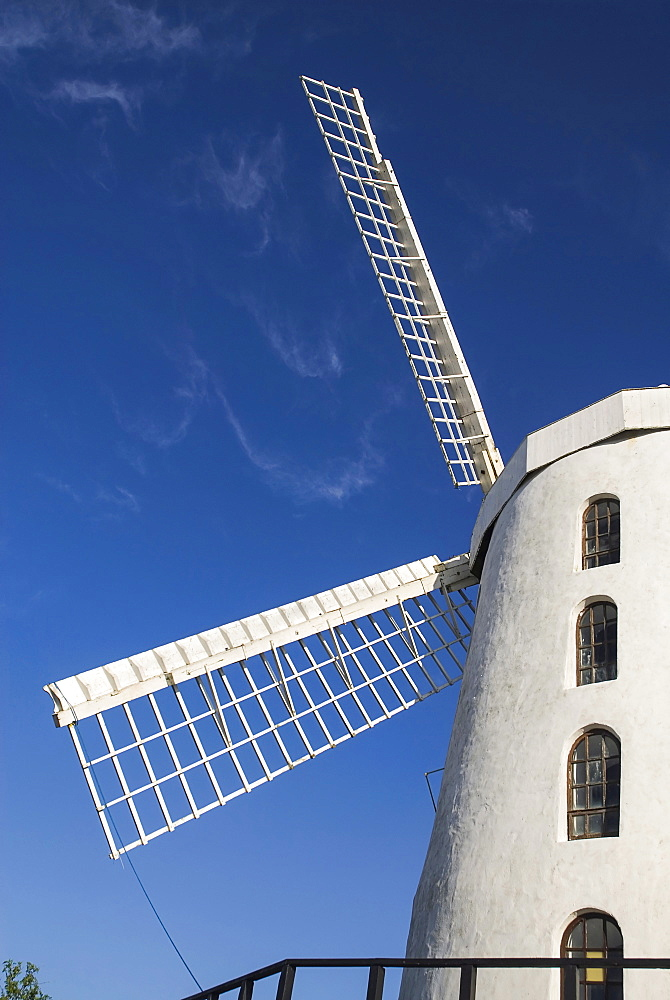 Ireland, County Kerry, Blennerville, Windmill near Tralee Built in 1800 and restored in 1981.