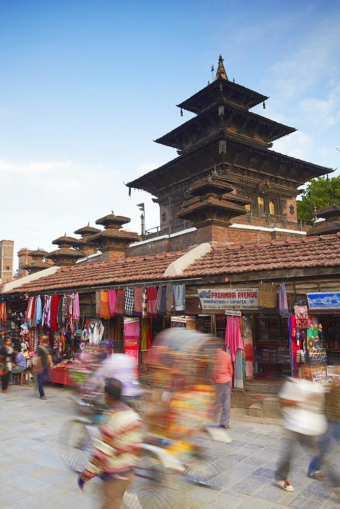 Taleju Temple, Durbar Square, UNESCO World Heritage Site, Kathmandu, Nepal, Asia