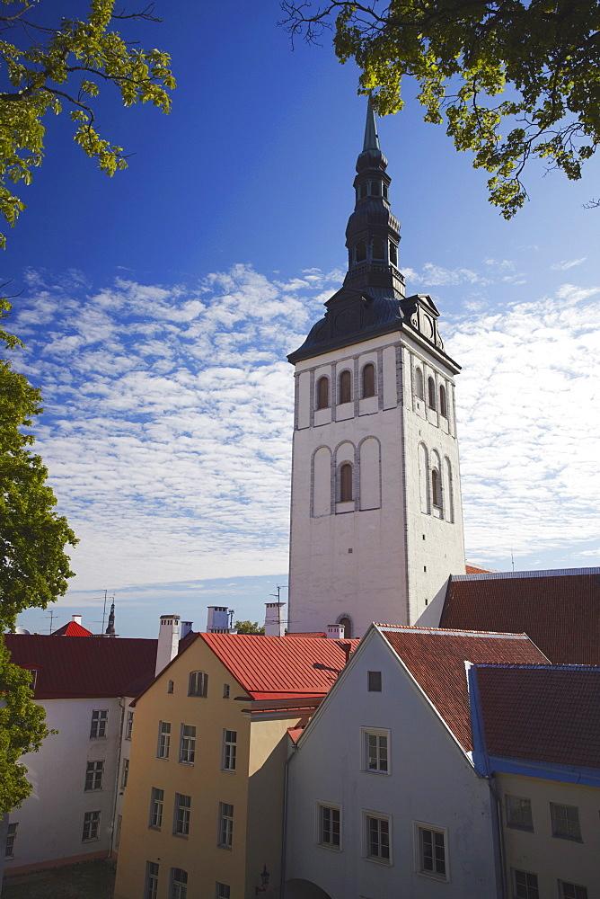 Niguliste Church, Tallinn, Estonia, Baltic States, Europe - 800-179