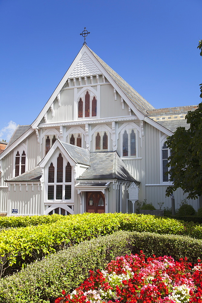 St. Mary's Church, Parnell, Auckland, North Island, New Zealand, Pacific