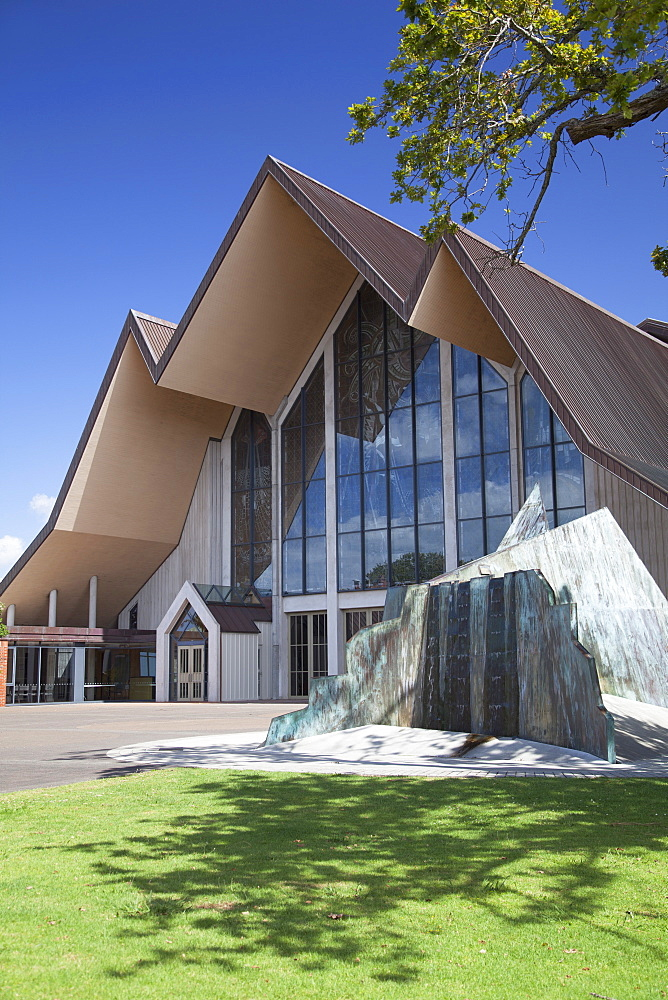 Holy Trinity Cathedral, Parnell, Auckland, North Island, New Zealand, Pacific