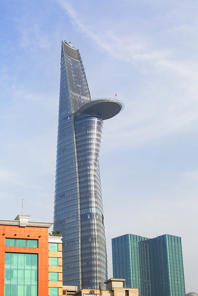 Bitexco Financial Tower, Ho Chi Minh City, Vietnam, Indochina, Southeast Asia, Asia