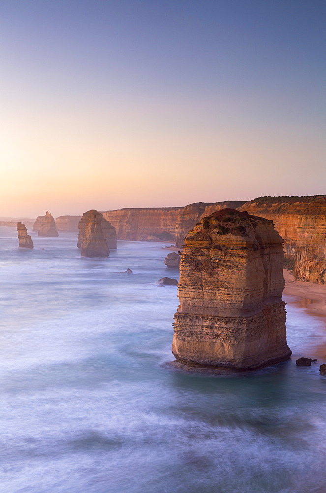 Twelve Apostles, Port Campbell National Park, Great Ocean Road, Victoria, Australia, Pacific