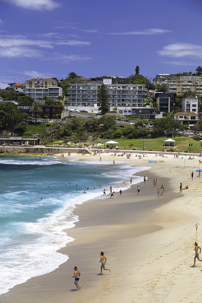 Bronte Beach, Sydney, New South Wales, Australia, Pacific