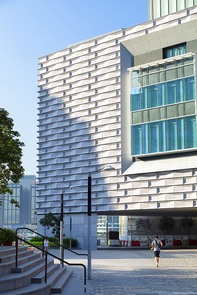 Museum of Art, Tsim Sha Tsui, Kowloon, Hong Kong