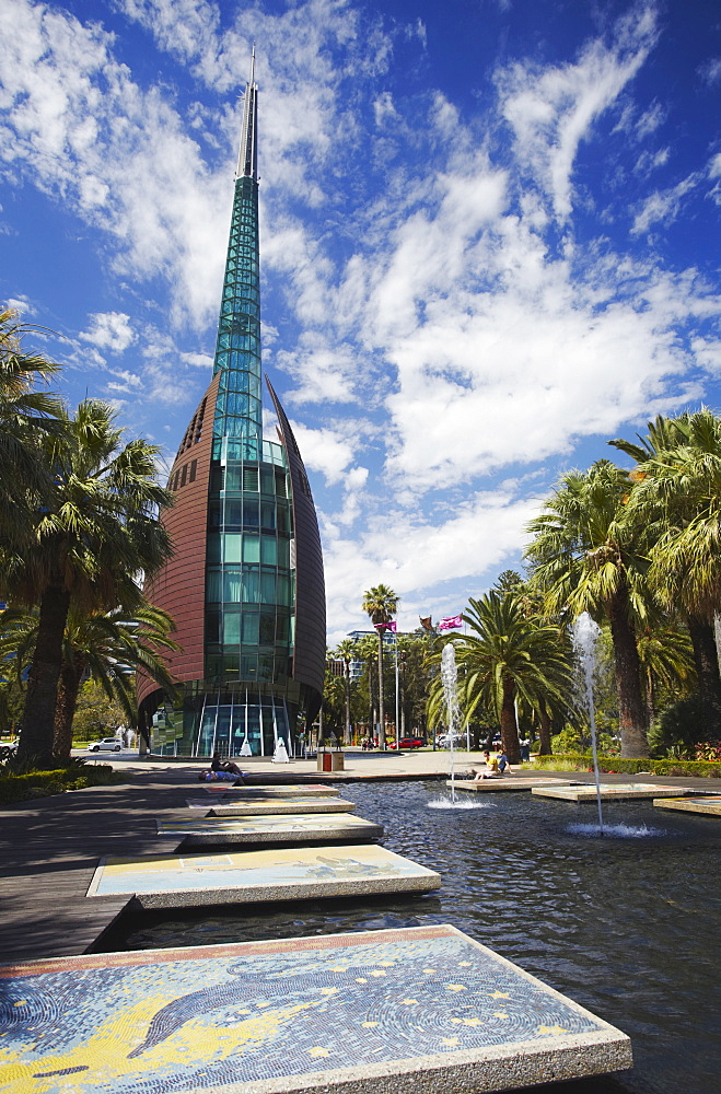 Swan Bell Tower, Perth, Western Australia, Australia, Pacific