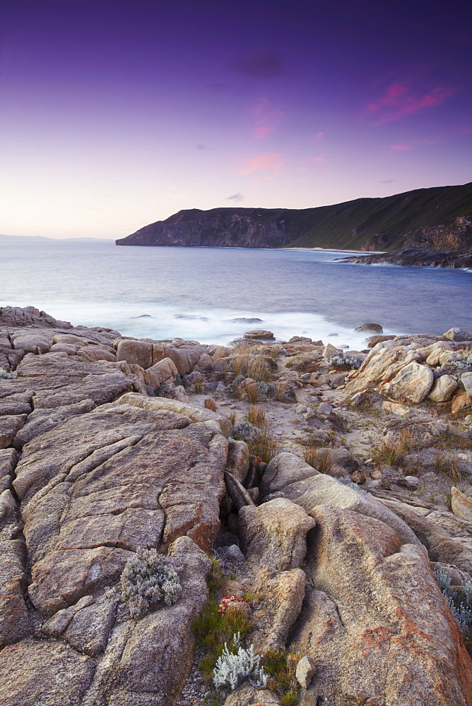 Torndirrup National Park at sunset, Albany, Western Australia, Australia, Pacific
