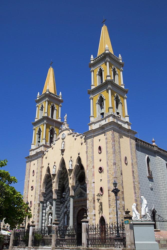 La Iglesia de Jesucristo de los Santos de los Ultimos Dias, Mazatlan, Sinoloa State, Mexico, North America