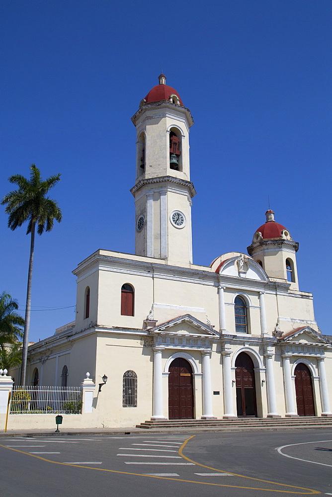 Cathedral de la Purisima Concepcion, Cienfuegos City, UNESCO World Heritage Site, Cienfuegos, Cuba