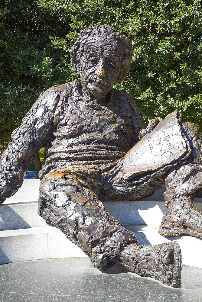Albert Einstein Memorial, Washington D.C., United States of America, North America
