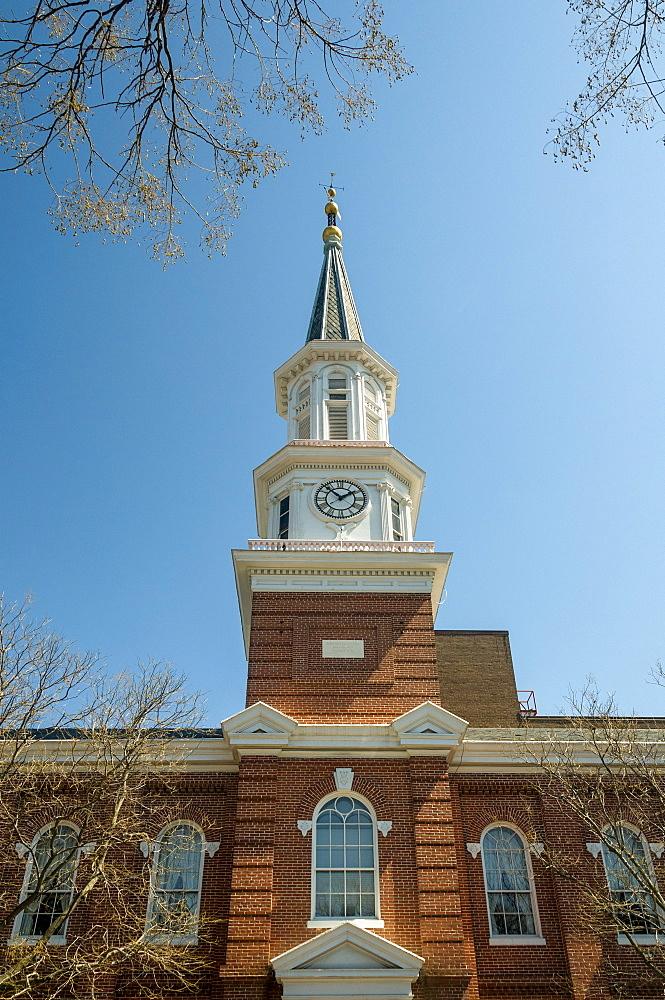 Alexandria City Hall, Old Town, Alexandria, Virginia, United States of America, North America