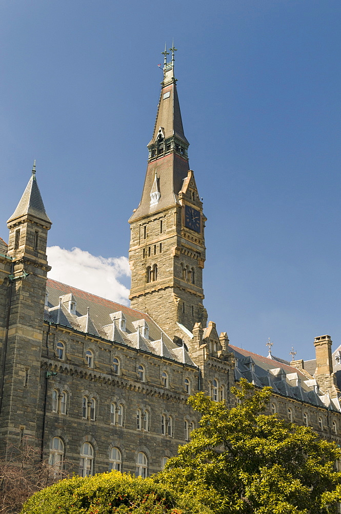 Georgetown University campus, Washington, D.C., United States of America, North America