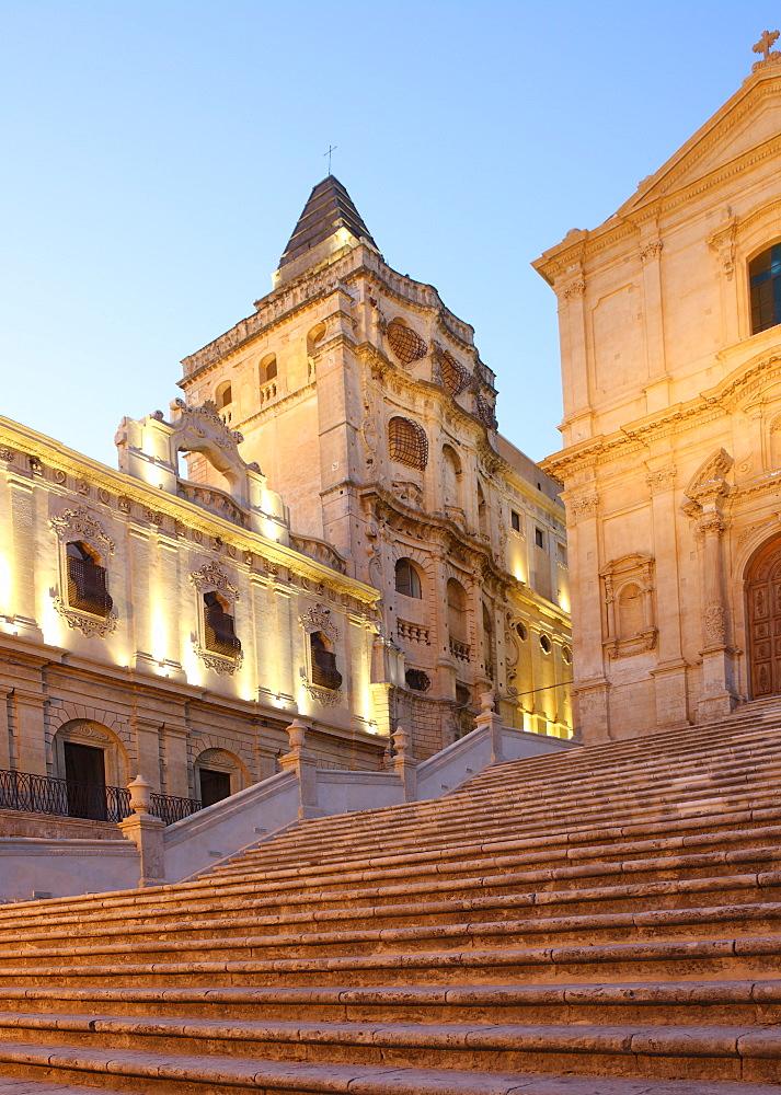 Noto, Sicily, Italy, Europe - 806-265