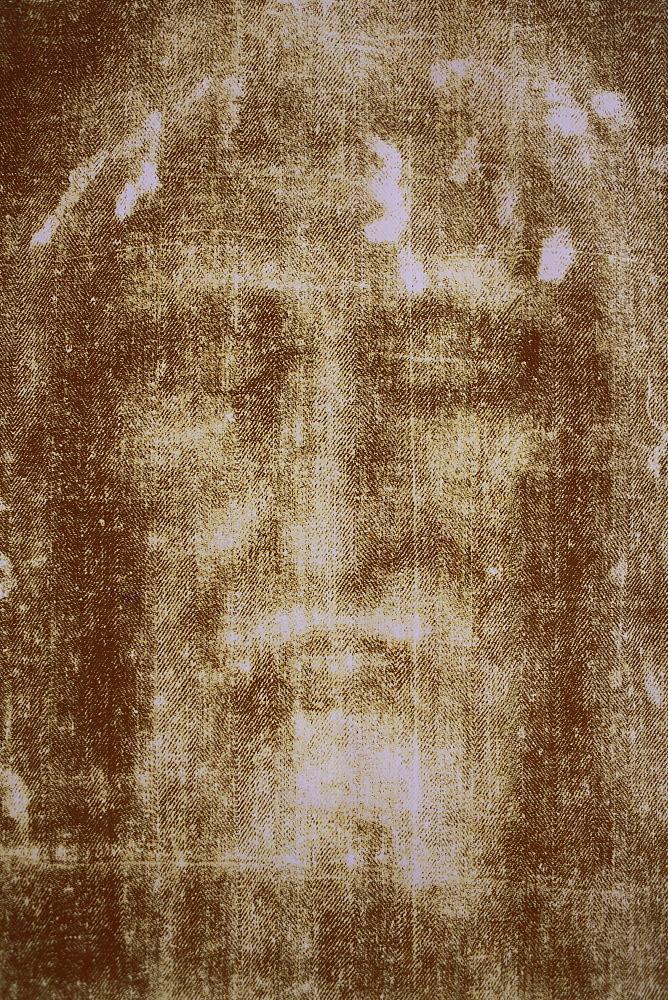 Turin Shroud, Turin, Piedmont, Italy, Europe - 806-329