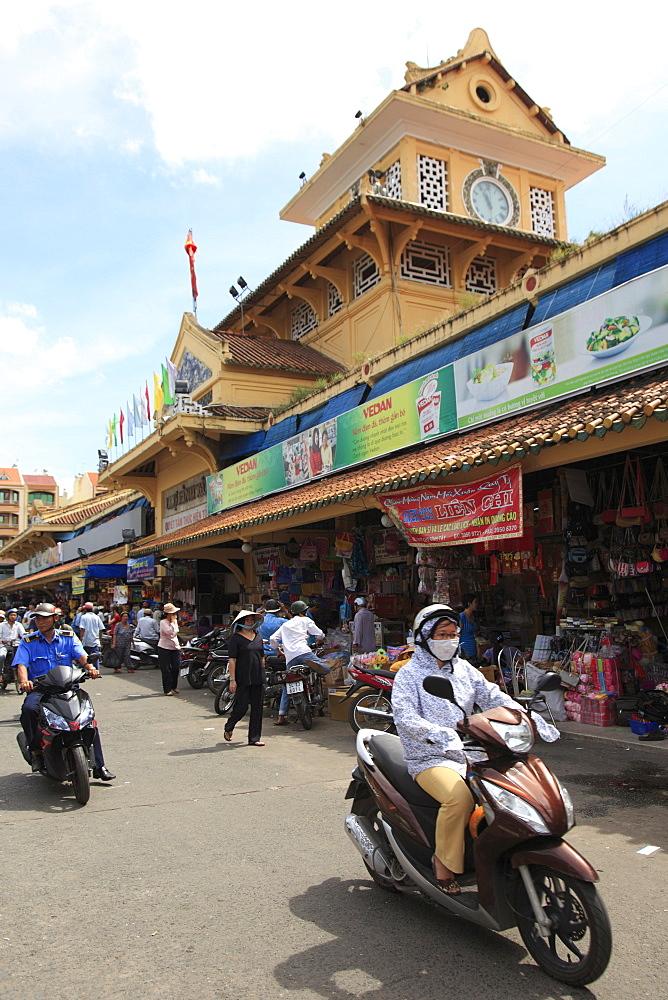 Binh Tay Market, Cholon, Chinatown, Ho Chi Minh City (Saigon), Vietnam, Indochina, Southeast Asia, Asia