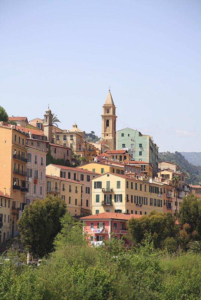 Ventimiglia, Old Town, Liguria, Imperia Province, Italy, Europe