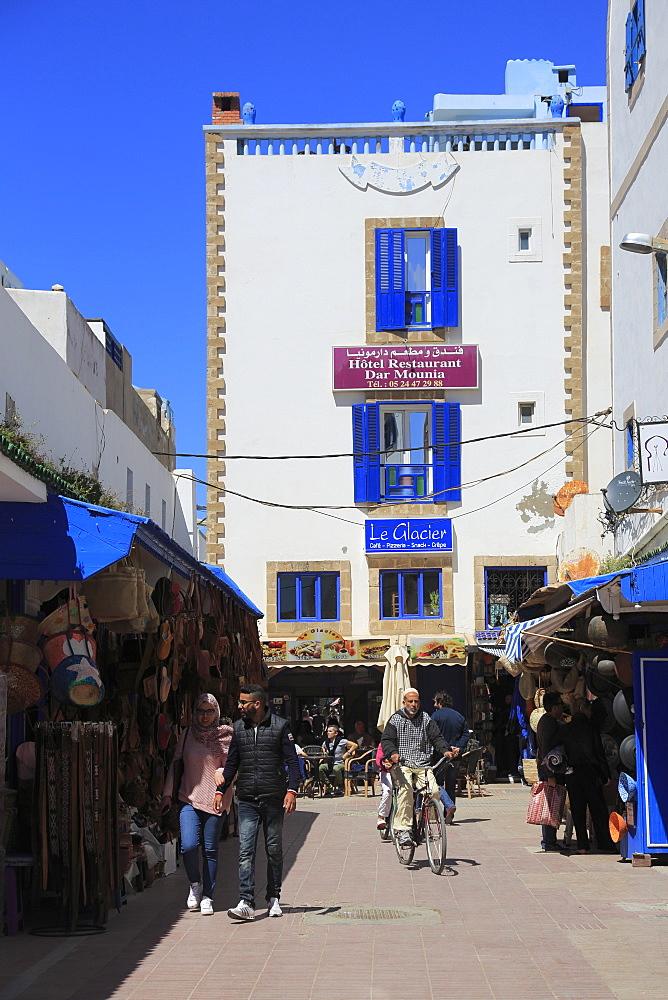 Medina, UNESCO World Heritage Site, Essaouira, Morocco, North Africa