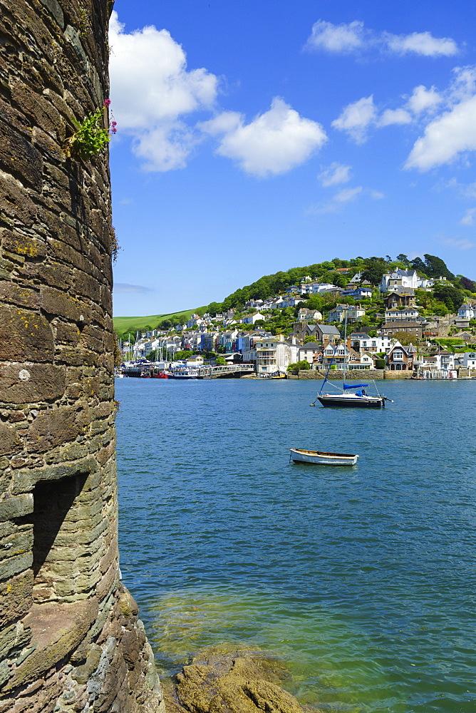 Bayard's Cove Fort, Dartmouth, Devon, England, United Kingdom, Europe - 808-1508