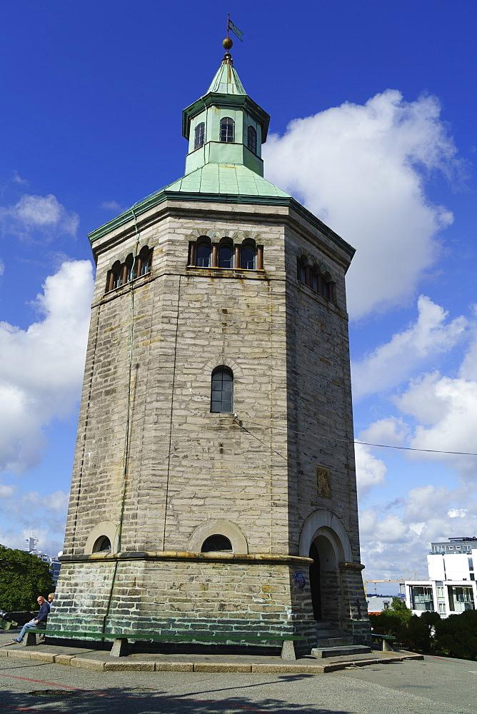 Valberg Tower, Stavanger, Norway, Scandinavia, Europe - 808-1594