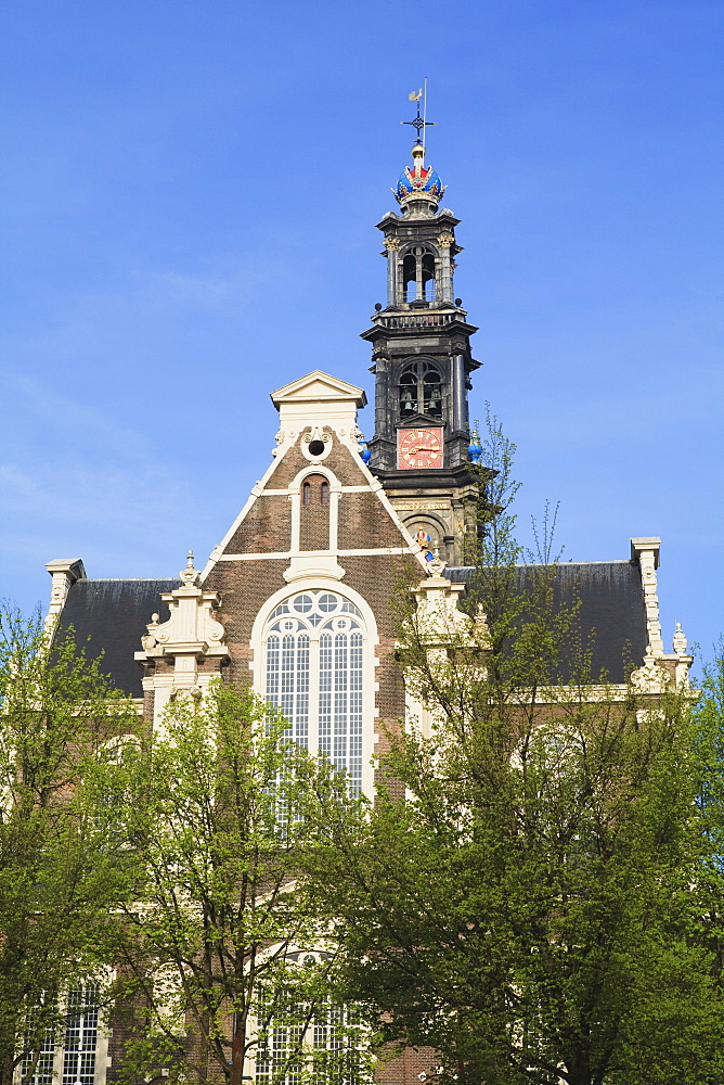 Westerkerk, Amsterdam, Netherlands, Europe